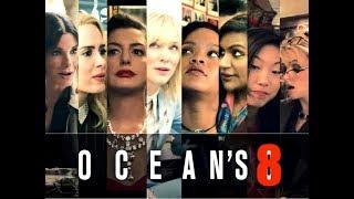 OCEAN'S 8 recenzja Kinomaniaka