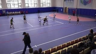 Гандбол. Первенство СПб 2016-2017, 2 круг. Московская - Приморская