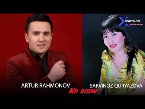 Artur Ramonov Va Sarvinoz Quryazova - Na Disan | Артур ва Сарвиноз - На дисан (music Version)