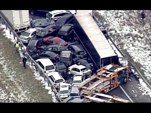 Traffic accidents today michigan