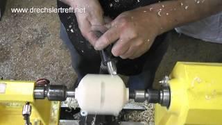Wiedemann Cutting System For Wooden Christmas Balls -- Decorative Balls