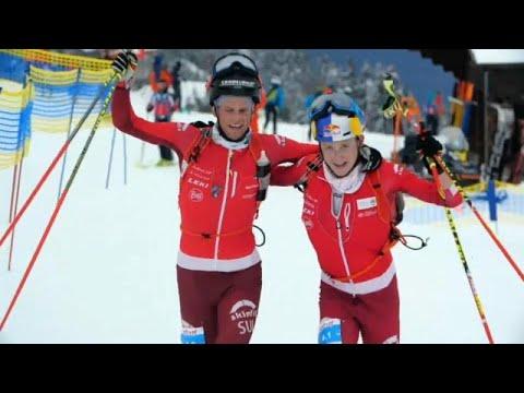 سويسرا تحرز لقب سباق الزوجي في بطولة العالم للتزلج الألبي …  - 23:53-2019 / 3 / 15