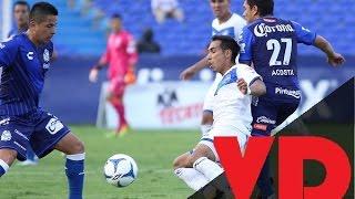 Resumen Celaya FC Vs. Puebla Copa MX 2015