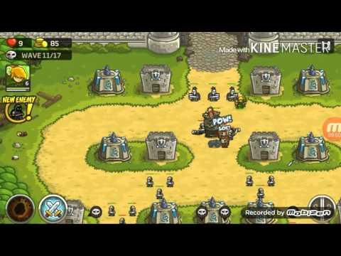 Kingdom Rush Frontiers [Кингдом Раш 2] - Полное прохождение на сложности VETERAN + Heroic + Iron Challenge