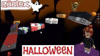 ROBLOX - ESCAPE DO HALLOWEEN 🎃👻
