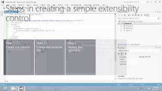 Create a Simple Hello World Extensibility Control in Microsoft Dynamics NAV 2013 R2