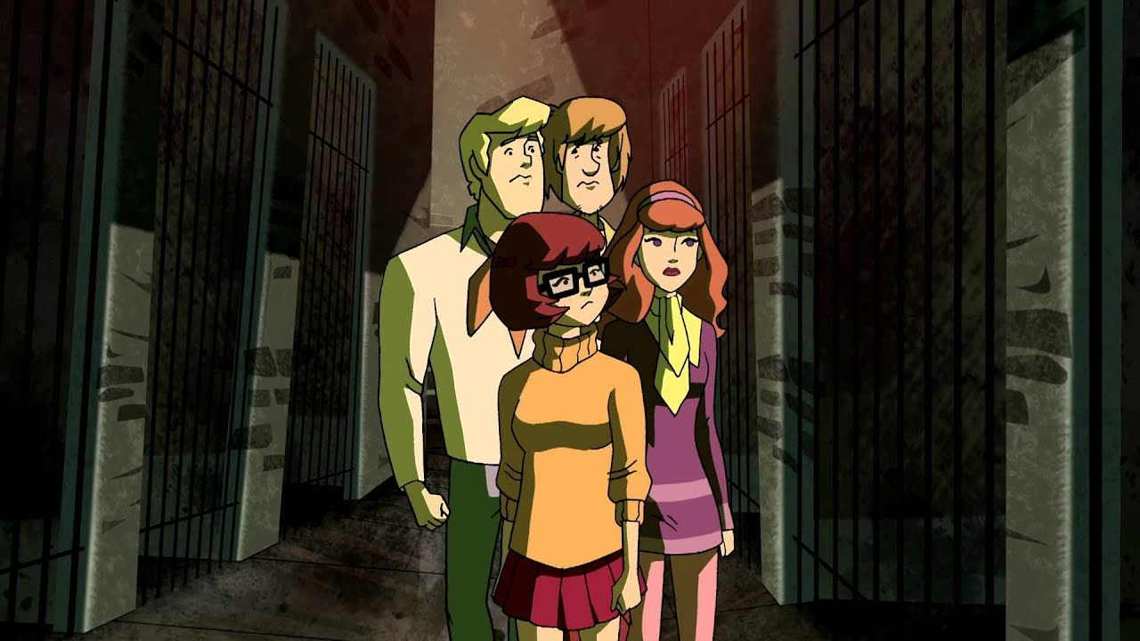 scooby doo mystery incorporated - 1280×720