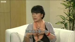 BBC中文网视频:台湾文化部长龙应台专访一