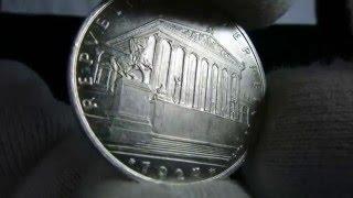 1 Schilling 1924 Austria Silver Coin Numismatics