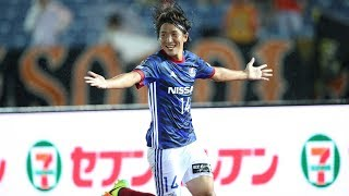 Sat, Jul 29, 2017 NISSAN Stadium 2017 MEIJI YASUDA J1 League 19th s...