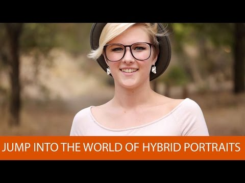 Jump Into The World of Hybrid Portraits