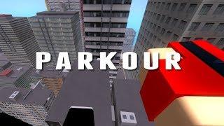 Roblox | Parkour Gameplay (kein Kommentar)