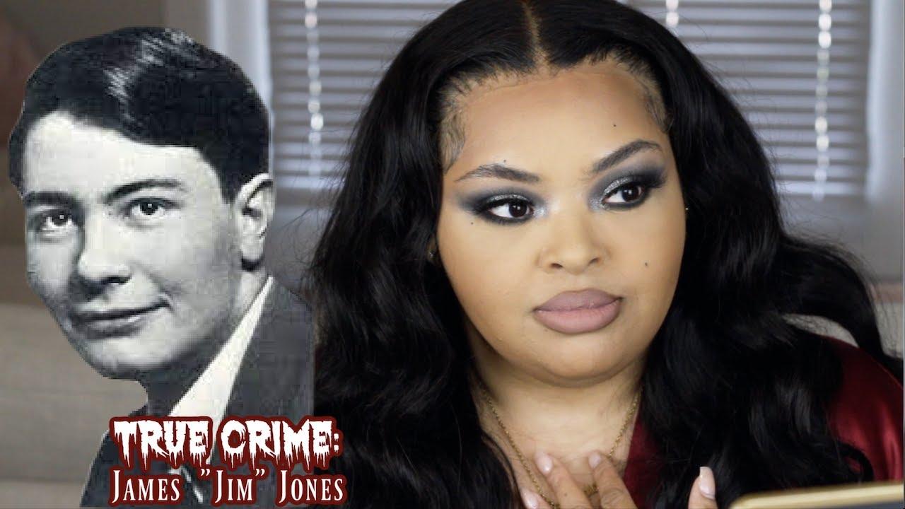 True Crime | James Jim Jones Jr | Brittney Vaughn
