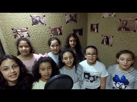 Ramadán Mubarak con el Grupo Noor del Centro Cultural Al Idrissi