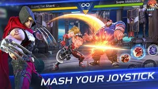 STREET FIGHTER V MOBILE - FINAL FIGHTER DOWNLOAD
