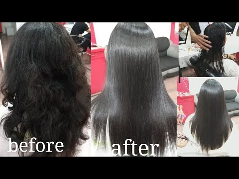 After Smoothening Rebonding Apne Hair Care Kaise Kare Jane Mere Saath Step By Step Youtube