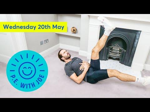 PE With Joe | Wednesday 20th May