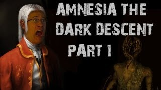 Amnesia: The Dark Descent | Part 1 | A NEW BEGINNING