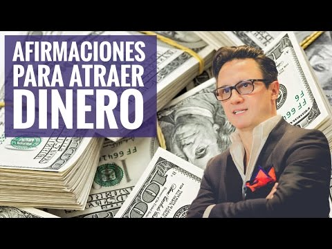 Afirmaciones para atraer dinero youtube - Atraer dinero ...