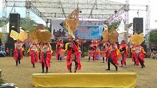Duta Seni Kab Semarang, Drumblek Panklima Tari Prajuritan dalam Festival Desa Wisata se-JATENG 2018