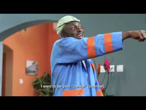 Today on My Flatmates.  Showing on Africa Magic Showcase.  Showing @ 6:30pm and 9:30pm daily.