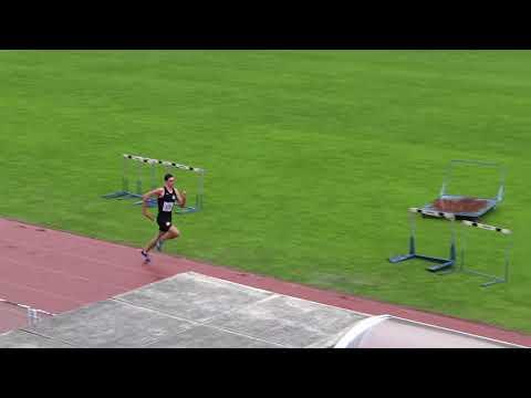 100-200-300-400m [M], I. skupina, Agram I - Ekipno prvenstvo Hrvatske za juniore i juniorke 2017