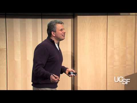 Last Lecture: UCSF Neurobiologist Shares Personal Journey, Life Lessons