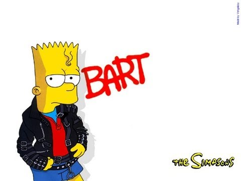 Do The Bartman The Simpsons