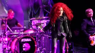 """Girls Just Want to Have Fun"" Cyndi Lauper@Wells Fargo Center Philadelphia 4/28/14"