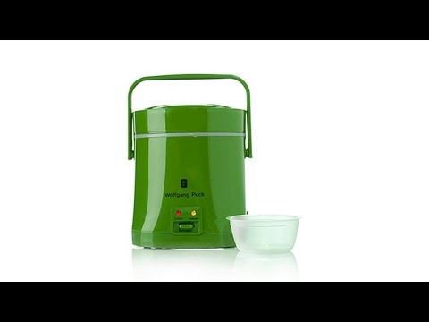 Wolfgang Puck Signature Portable Rice Cooker