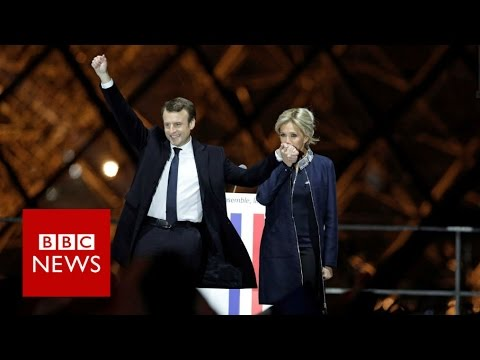 Who is Emmanuel Macron? BBC News