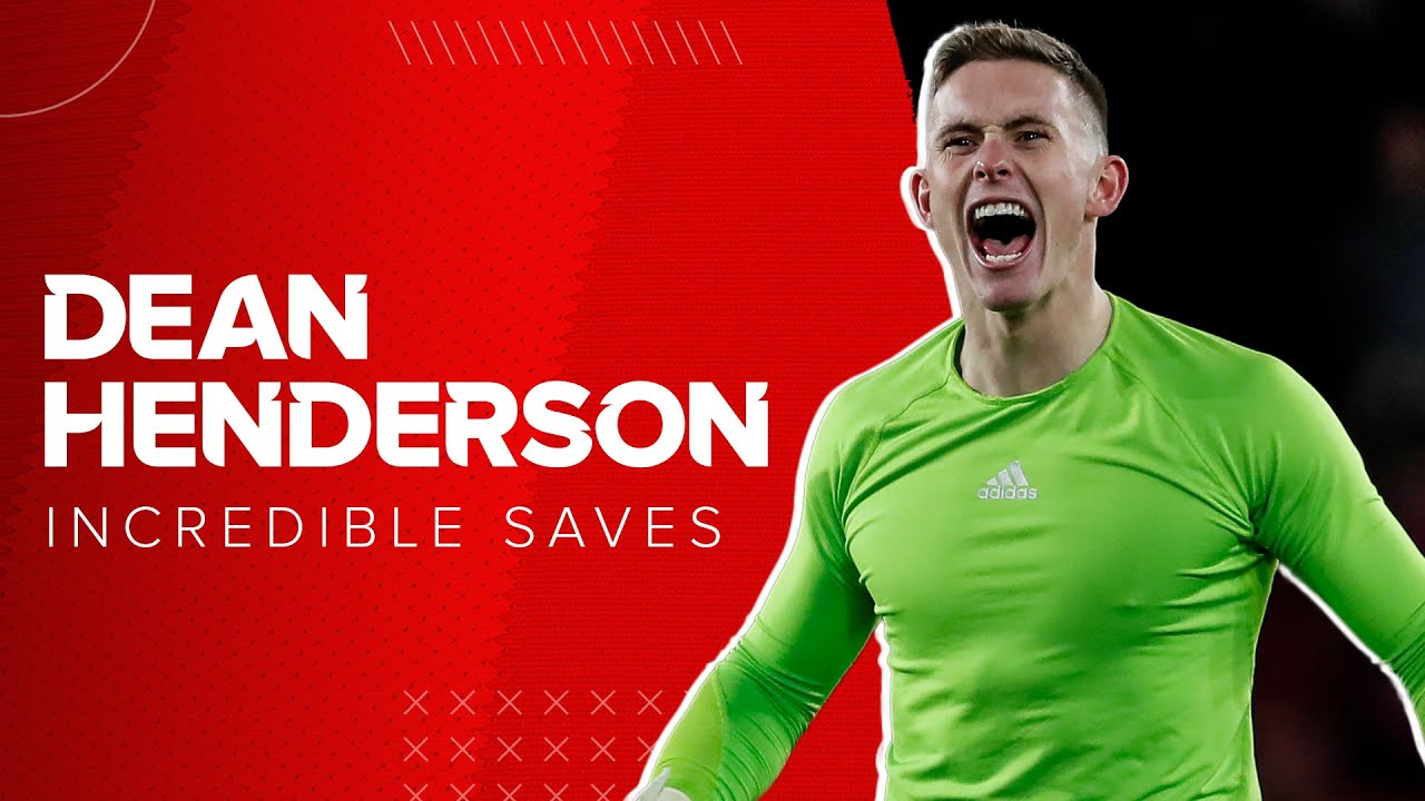 Download DEAN HENDERSON INCREDIBLE SAVES COMPILATION! | Best saves from 19/20 Premier League season 👐