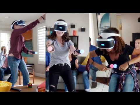 Carnival Games VR coming to PlayStation VR