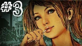 Lollipop Chainsaw - Gameplay Walkthrough - Part 3 [Stage 1] - POLE DANCE (Xbox 360 / PS3 Gameplay)