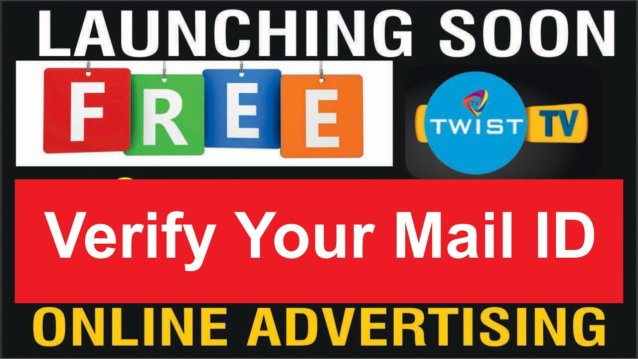 #twisttv #how to verify email #email verification #appearning #twist-tv