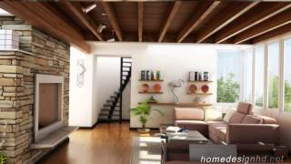 Living Rooms Show Range Of Modernist To Traditional [hd]