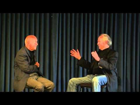 Esalen and CIIS a Conversation with Michael Murphy and Robert McDermott .mov
