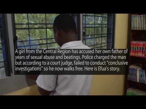 Central Region girl accuses father of sex abuse.