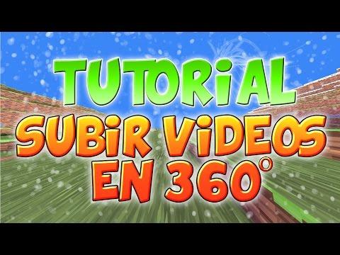 TUTORIAL | CÓMO GRABAR Y SUBIR VÍDEOS EN 360º | ESPAÑOL | MANUCRAFT