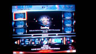 How to put all players on black top  nba 2k13 14