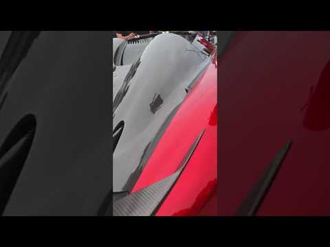 KOENIGSEGG REGERA SHUTS DOWN MONTERY CAR WEEK  2018!!