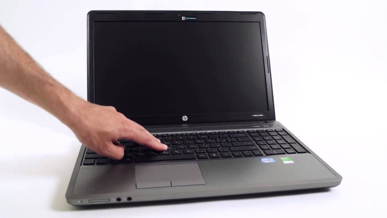 Notebook HP Probook 6570b Review in English - YouTube