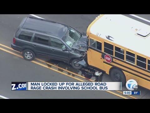 Suspected road rage