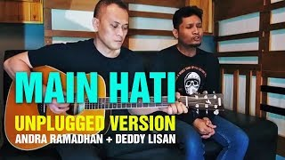 Download lagu MAIN HATI ANDRA AND THE BACKBONE UNPLUGGED VERSION MP3