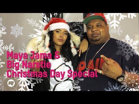 Maya Jama & Big Narstie - Christmas Day Special