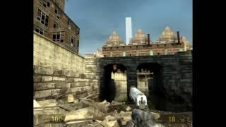 Half-Life 2 beta (leak): d1_canals_02 (Bullsquids!)