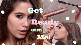 Makeup Semplice per una Serata - Get Ready With Me | AliLuvi
