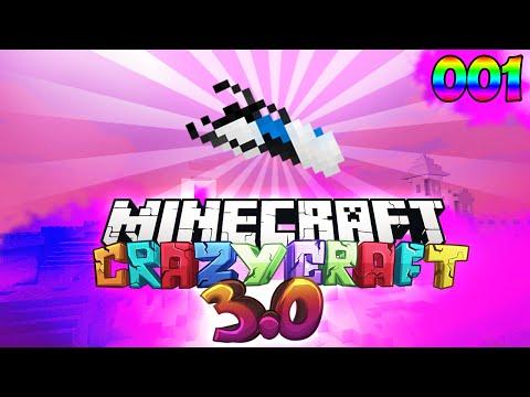 Minecraft crazy craft 3 0 portal gun 1 modded for Http test voidswrath com modpacks crazy craft 3 0