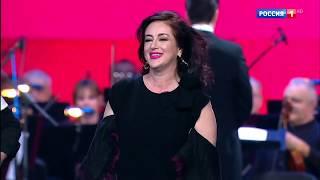 Тамара Гвердцители - Padam, padam, padam. Праздничный концерт ко Дню работника органов безопасности