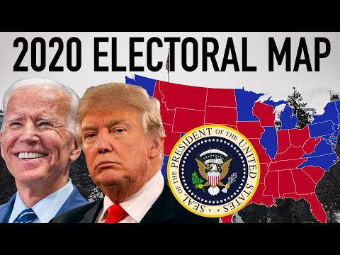 2020 Presidential Election Map | Prediction & Analysis